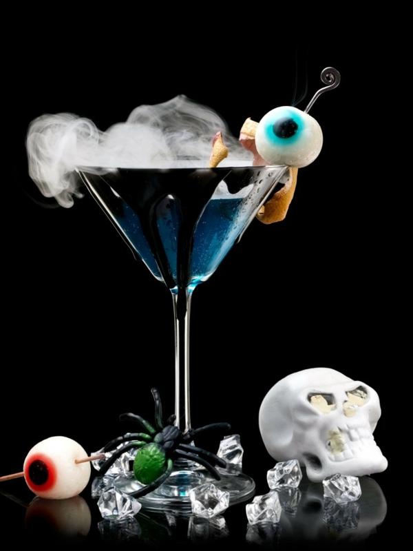 idei za helouin parti s kokteili