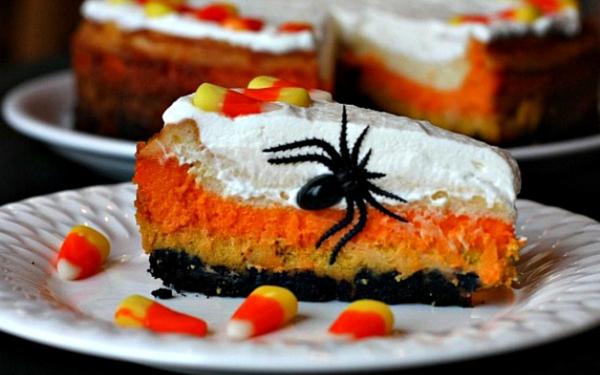 idei za helouin parti s torta