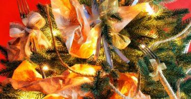 Идеи за украса за Коледа