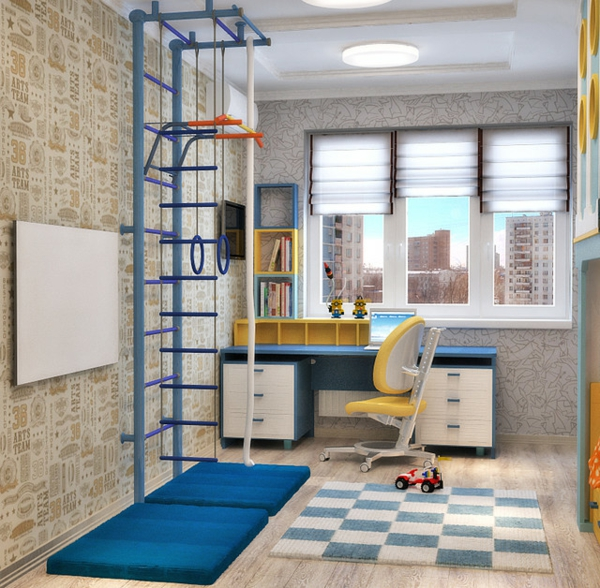 интериорен-дизайн-на-детска-стая