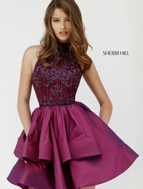 къси абитуриентски рокли