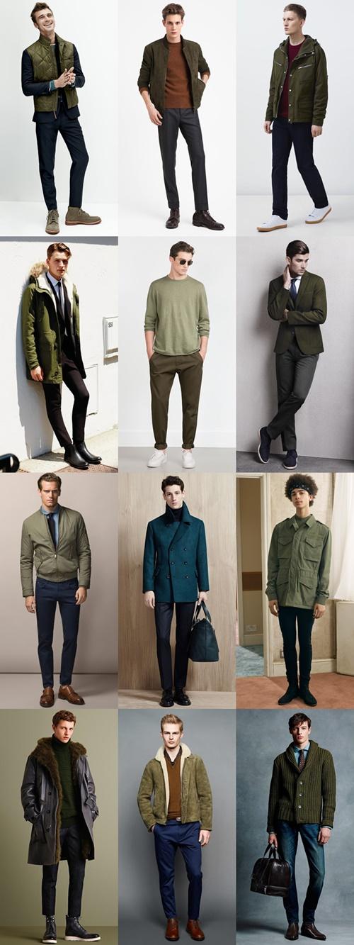 мъжка мода есен-зима 2015-2016