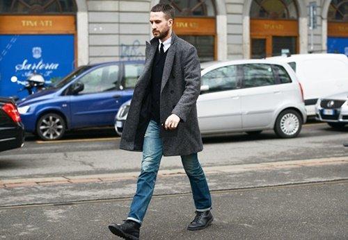 мъжки палта стрийт стайл