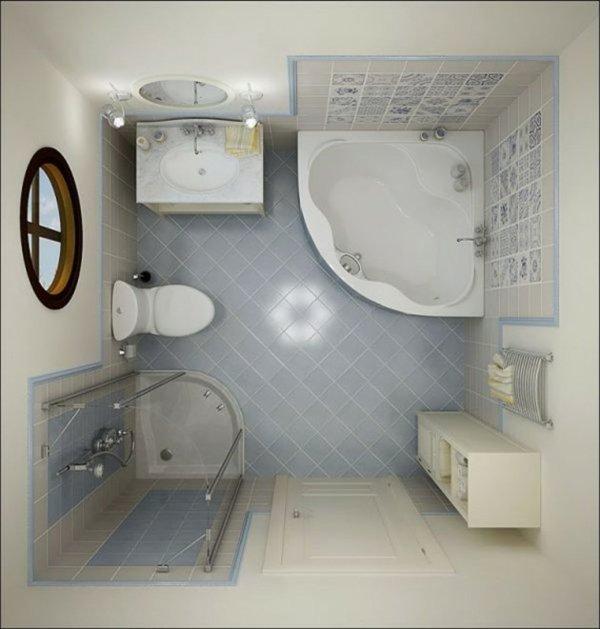 обзавеждане на малка баня