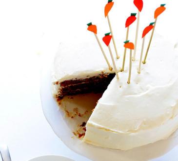 рецепта за веган морковена торта