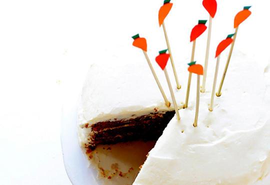 vegan morkovena torta
