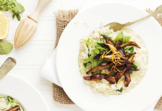 recepta za rizoto