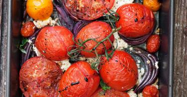 рецепта за топла салата