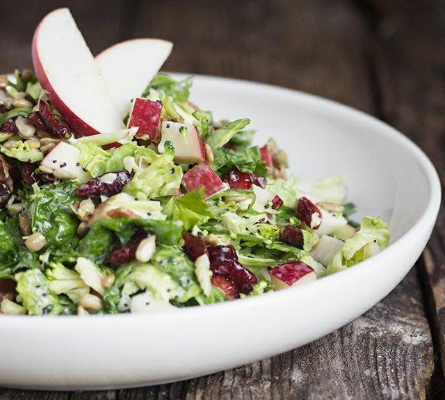 recepti za esenni salati