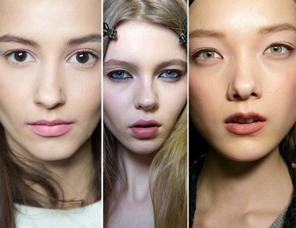 Модный макияж осень-зима 2015-2016: горячие тренды