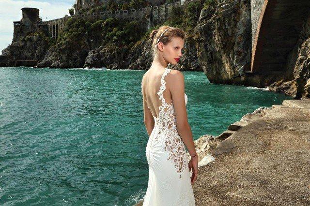 тенденции сватбени рокли пролет 2016