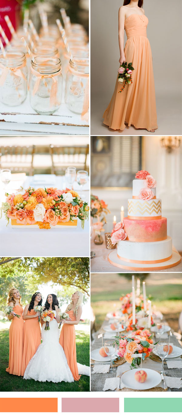cvetovi kombinacii za svatba