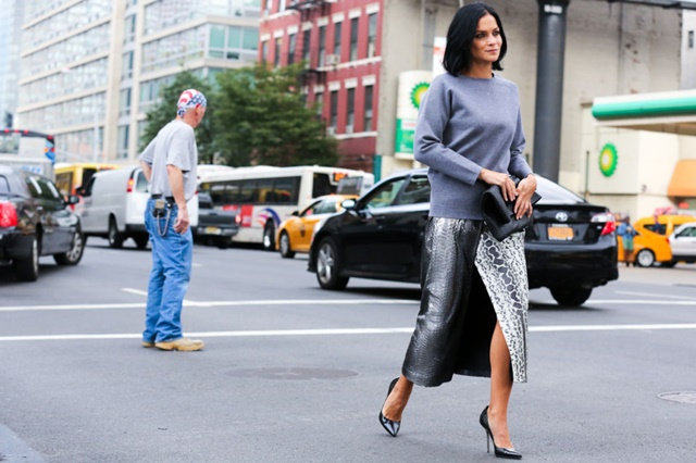 street style ню йорк