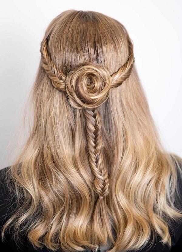 razlichni plitki za kosa
