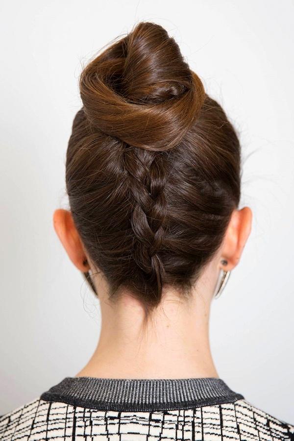 interesni vidove plitki za kosa