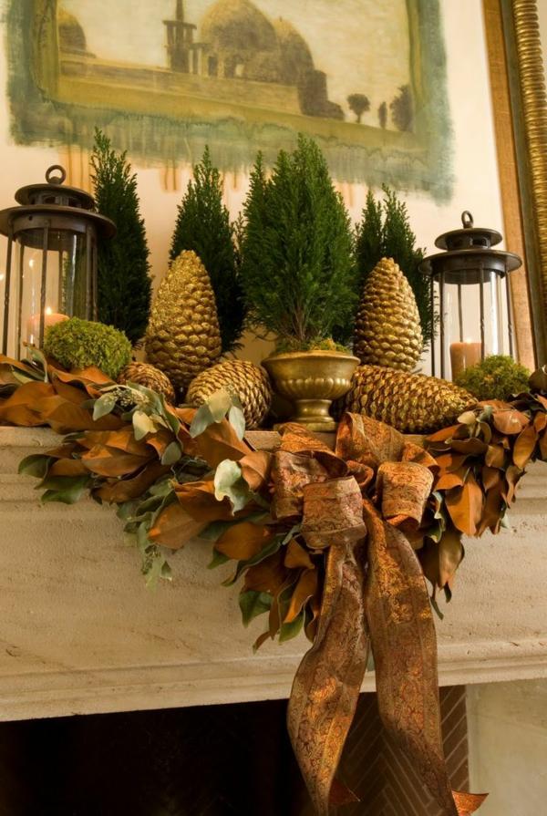 есенна декорация в дома