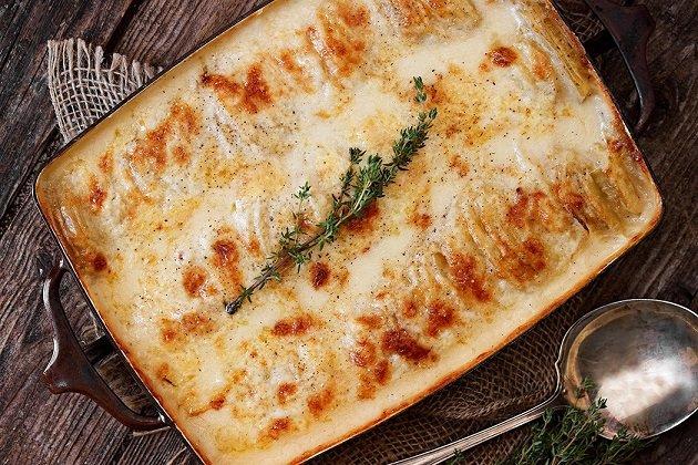 апеканка с картофи