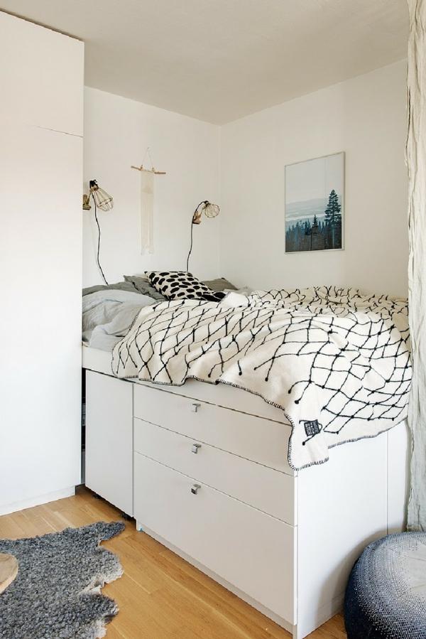 идеи за дизайн на студио апартамент