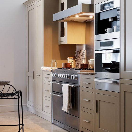 Fitted Kitchens For Small Spaces