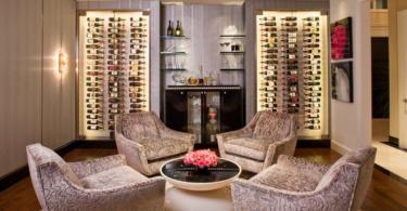 Идеи за поставки за вина в дома