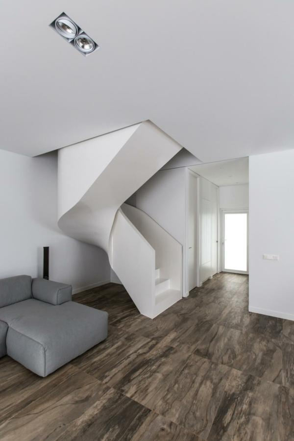 интериорен дизайн в стил минимализъм