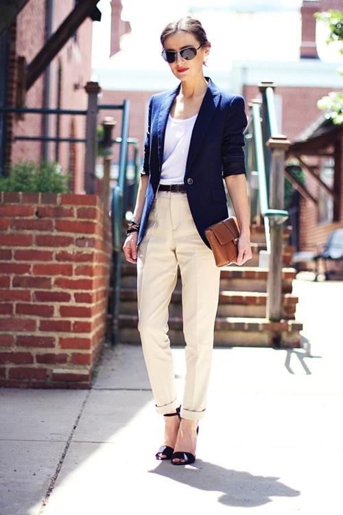 какво да облечем за работа