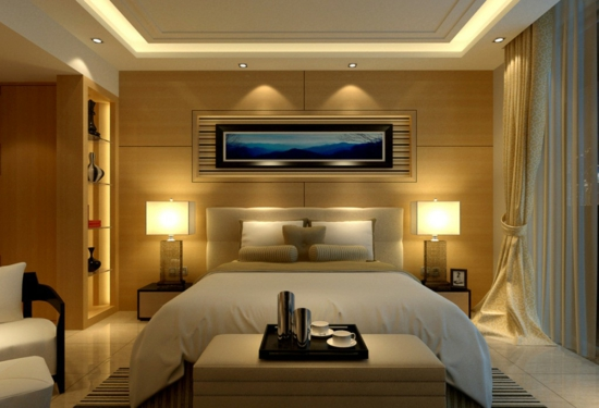 как да обзаведем спалнята