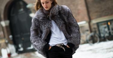 как да се обличаме зимата