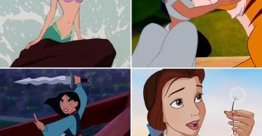 коя Дисни принцеса си според зодията