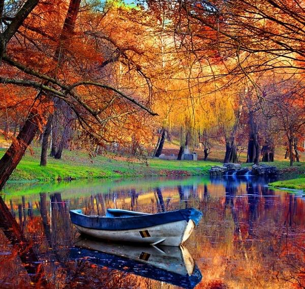 красиви есенни снимки
