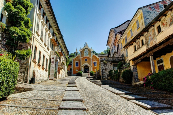 най-красивите места в Италия