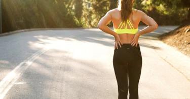 отслабване с тичане