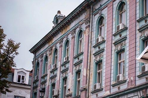 пловдив-сграда