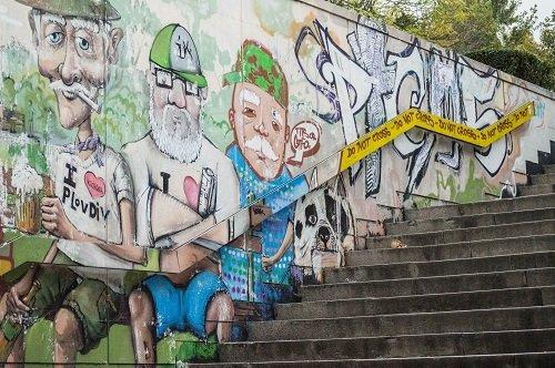 подлез-пловдив-графити