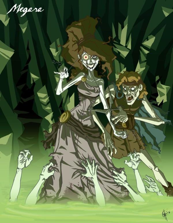 принцесите на дисни за хелоуин
