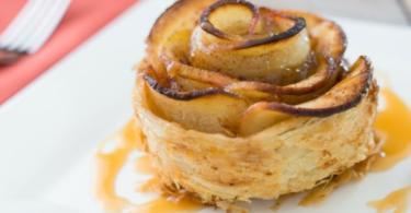 Рецепта за ябълкови розички