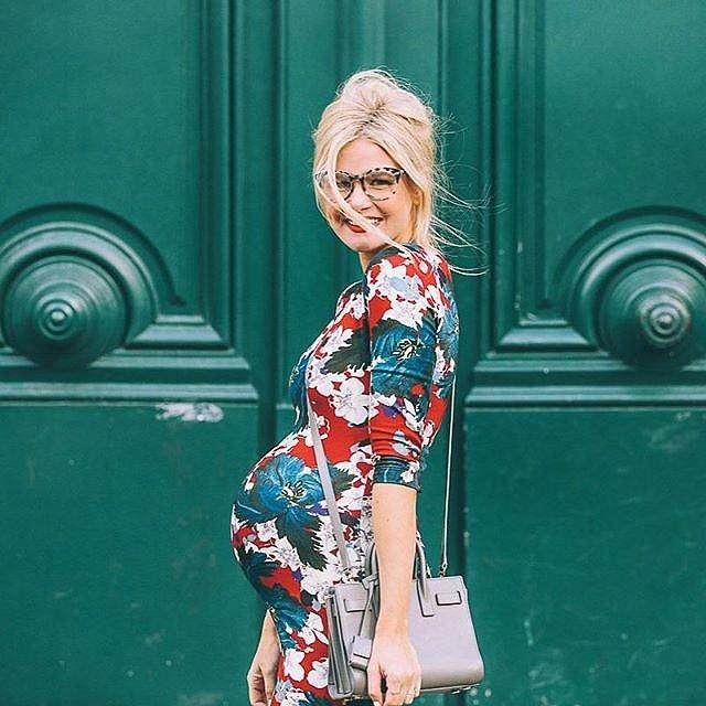 стилни визии за бременни