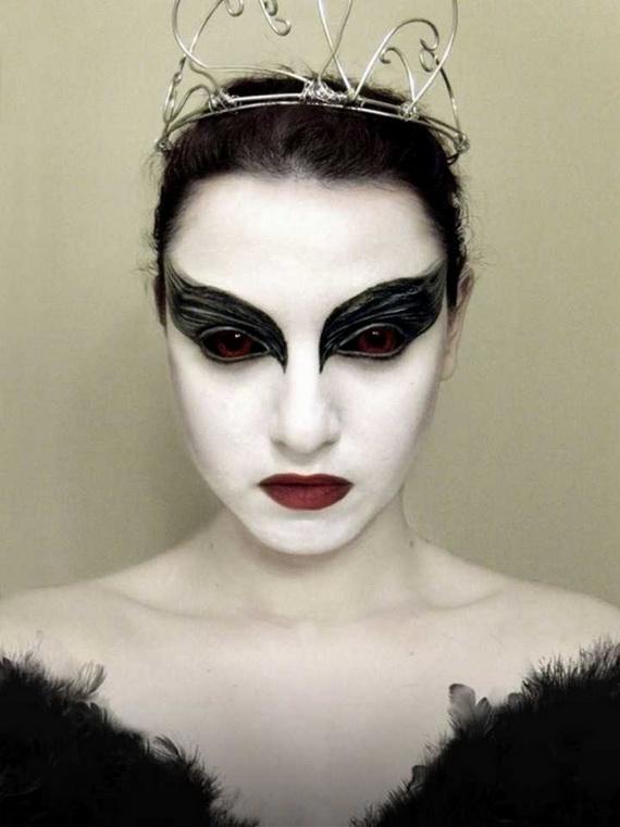 страшен грим за Хелоуин за жени