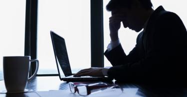 стресът на работното място