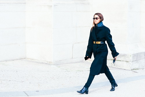 стрийт стайл париж пролет 2016