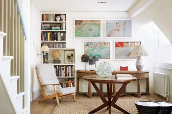съвети за декориране с картини