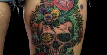 татуировки-за-крак-2