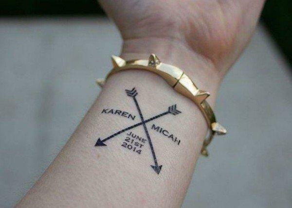 татуировки-с-имена