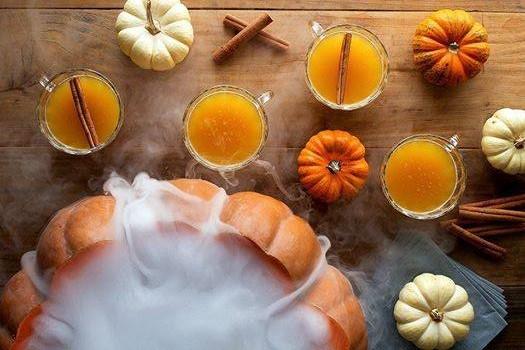 Хелоуин рецепти с тиква