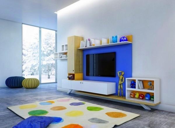как да обзаведем детска стая