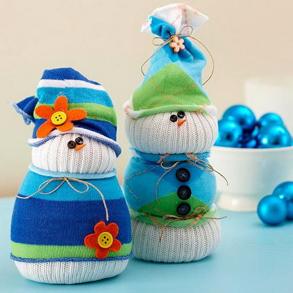 DIY играчки за Коледа