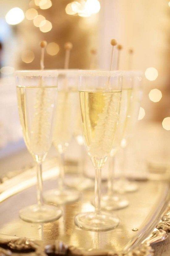 ideq za frenska koleda s shampansko