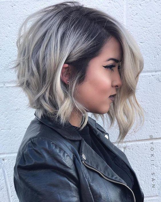 pricheska za sredno dulga kosa