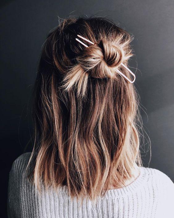 ejednevni pricheski za sredno dulga kosa