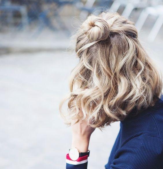 pricheski za sredno dulga kosa